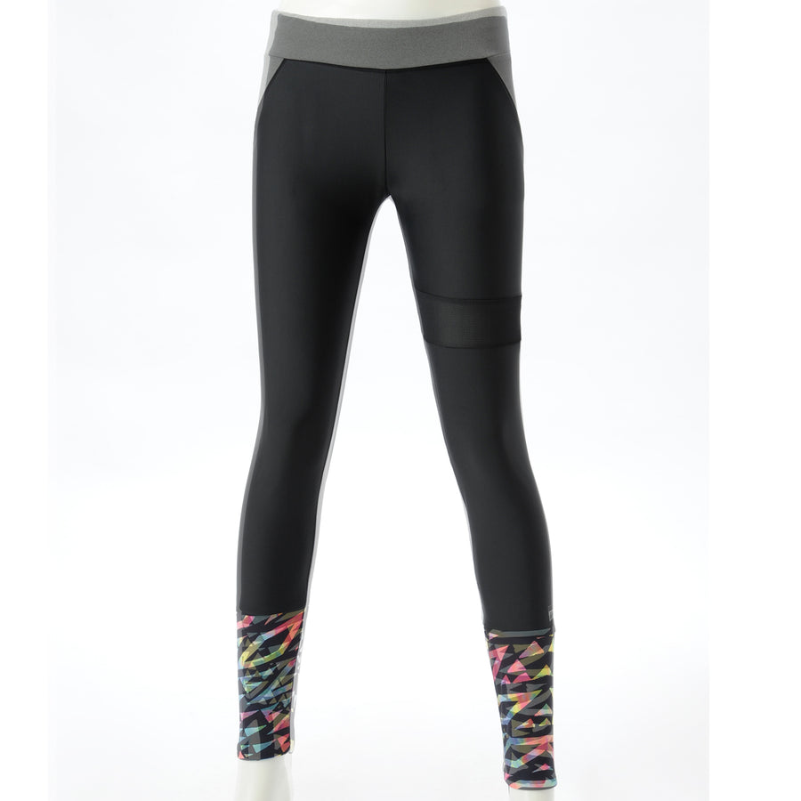 <NEW>African Print Leggings - Black + Multi