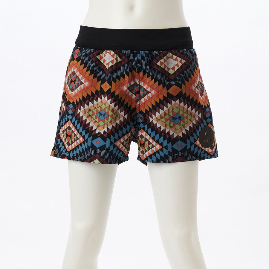 Airpants ZERO - Native Shorts - Brown - bodyartwebstore