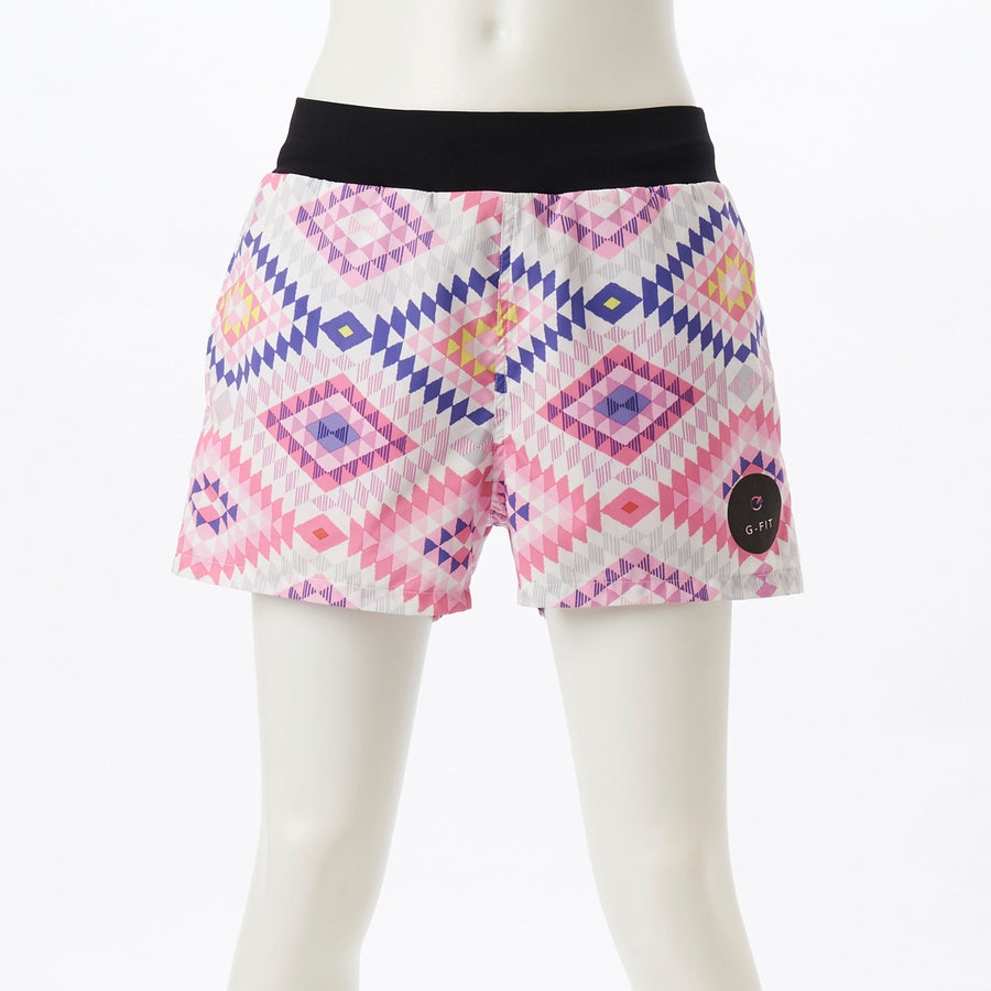 Airpants ZERO - Native Shorts - Pink - bodyartwebstore