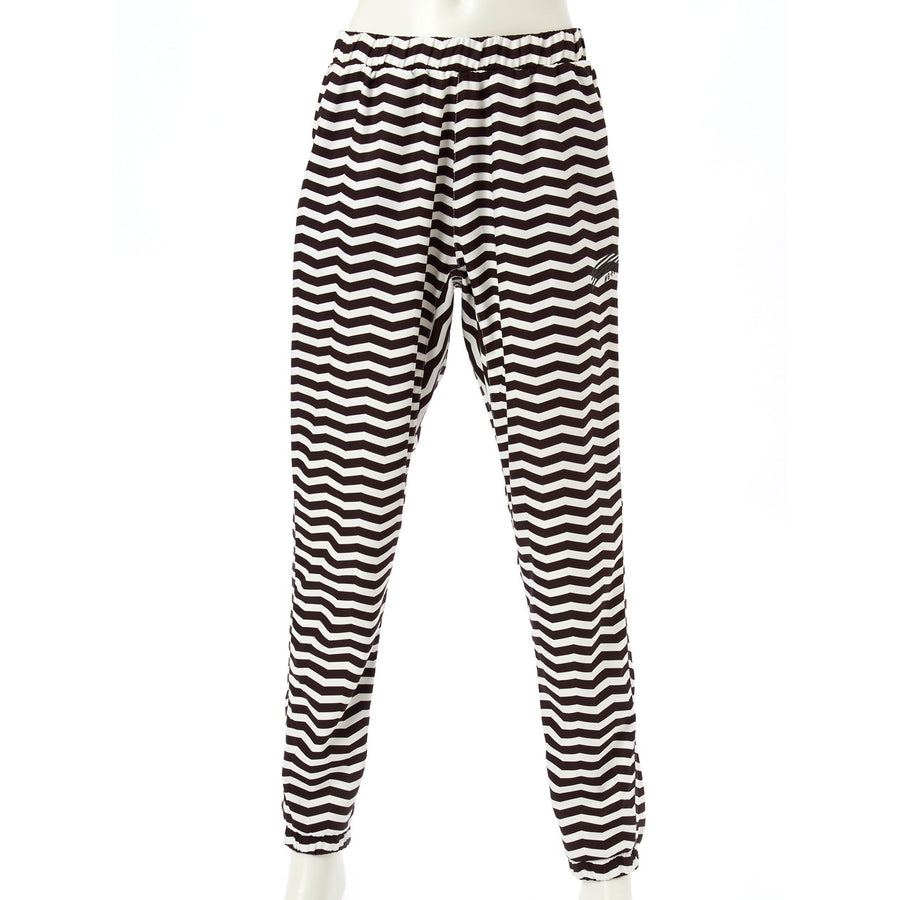 <NEW>G-FLX Joggers Pants - Black + White