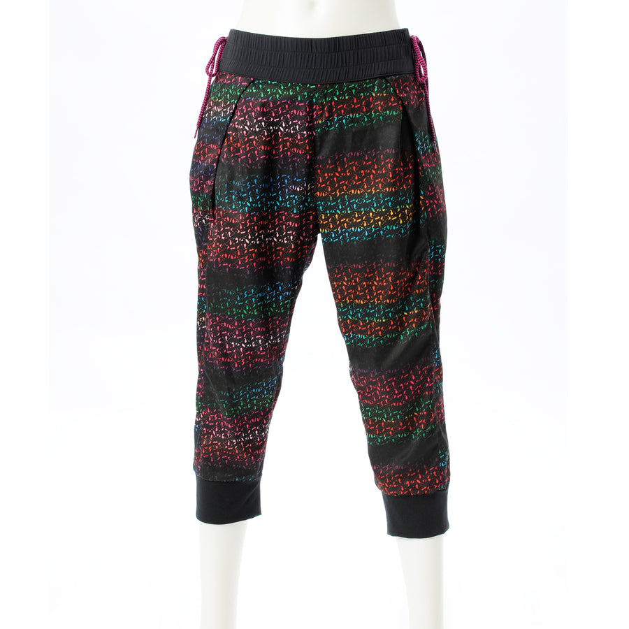 <NEW>G-FLX Capri Pants - Multi