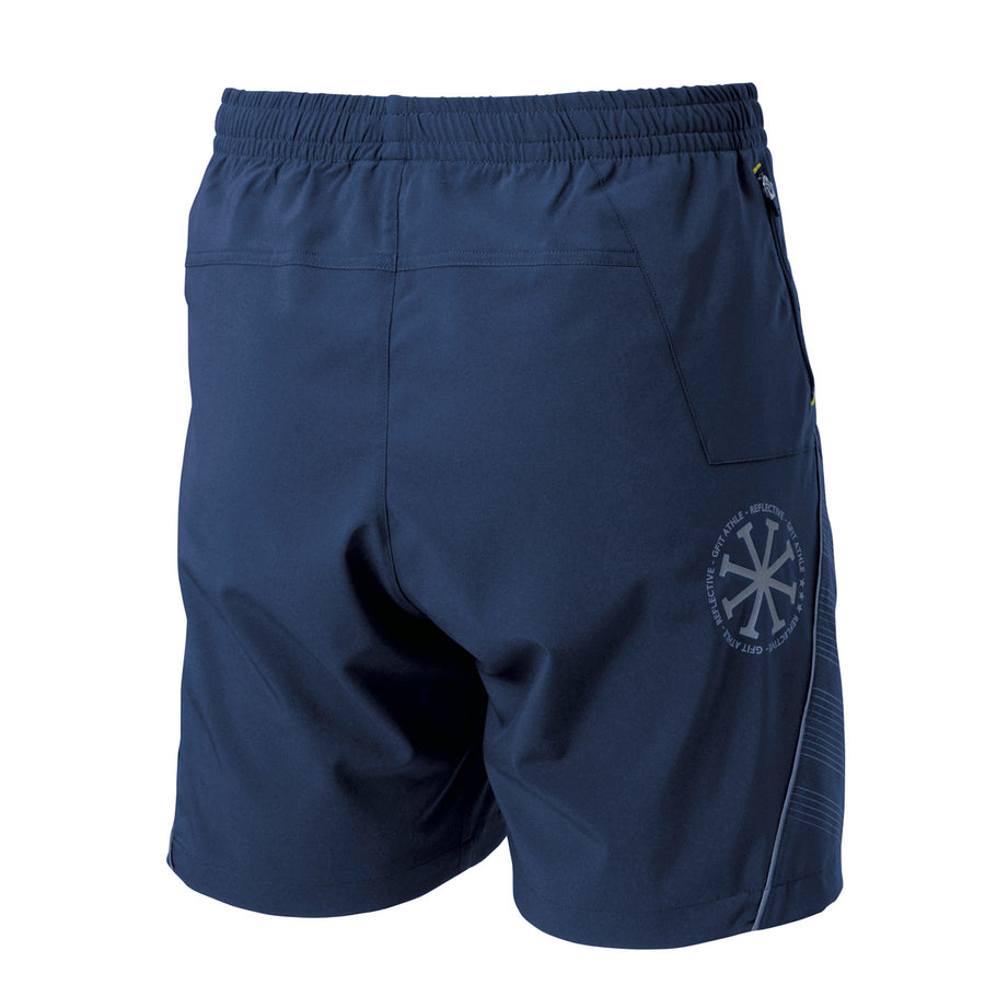 Airpants - Men's Ultra Light Shorts - Navy - bodyartwebstore