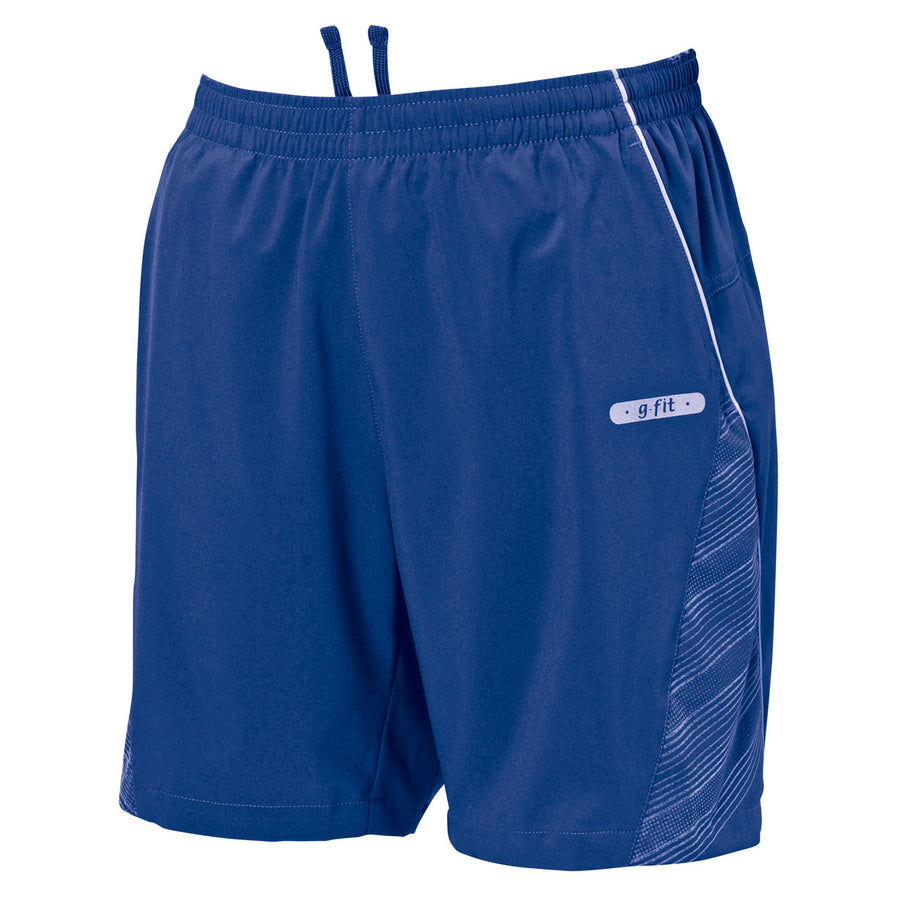 Airpants - Men's Ultra Light Shorts - Cobalt Blue - bodyartwebstore