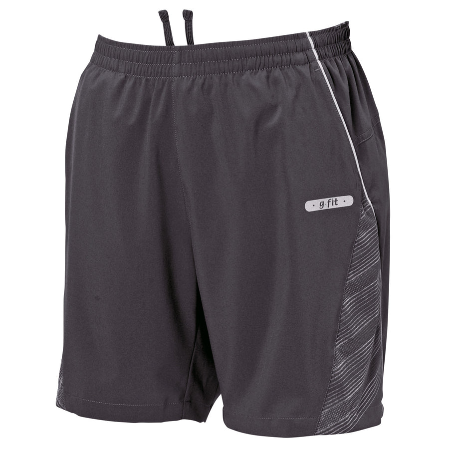 Airpants - Men's Ultra Light Shorts - Dark Grey - bodyartwebstore
