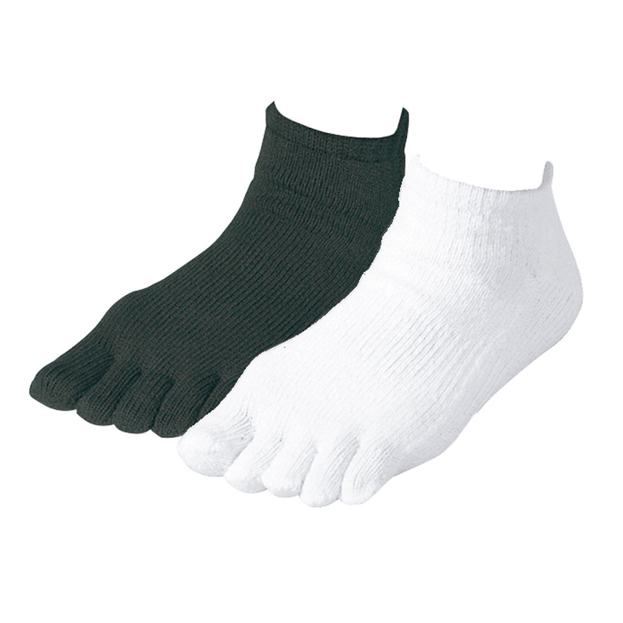 Women's Non-Slip Ankle Five Finger Socks - 2 colors