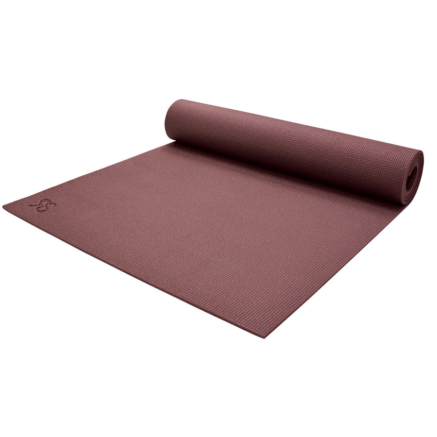Yoga Mat - Brown - bodyartwebstore