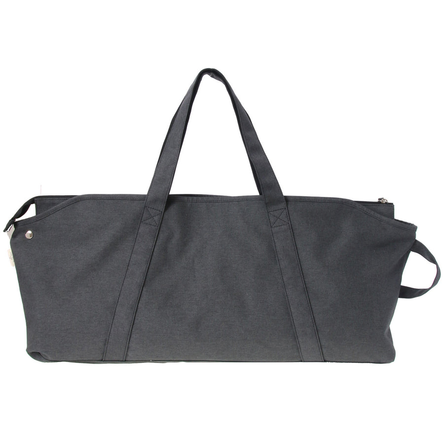 Yoga Tote - Dark Grey - bodyartwebstore