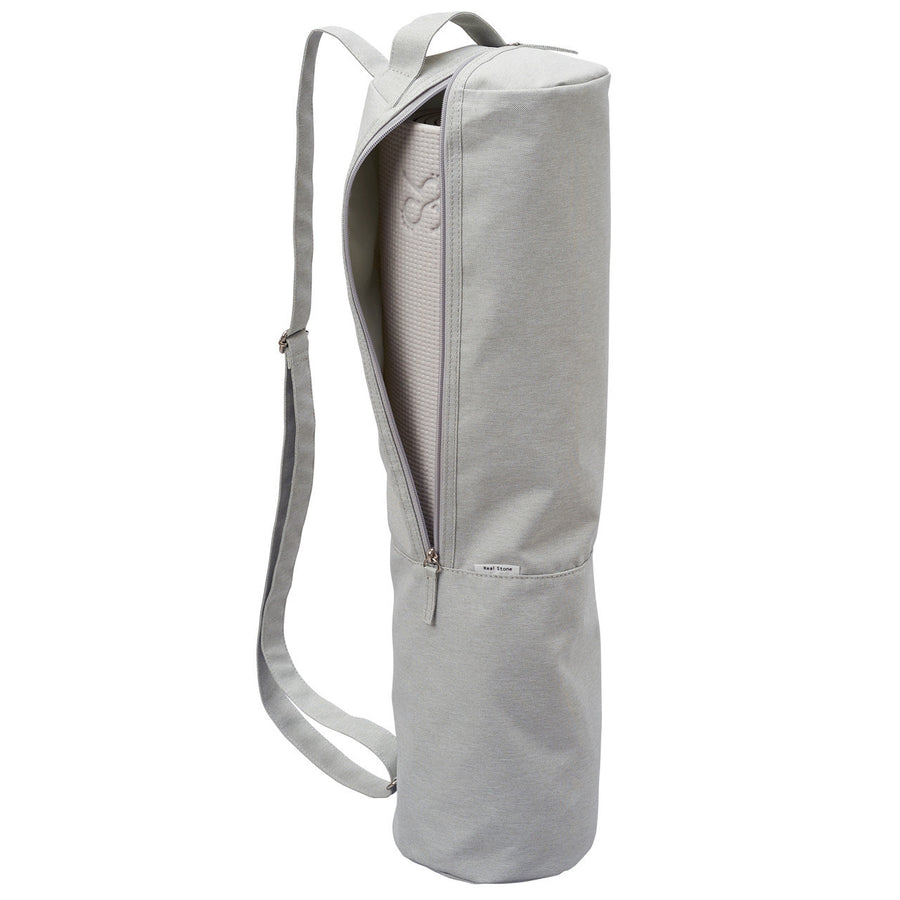 Yoga Mat Bag - Light Grey - bodyartwebstore