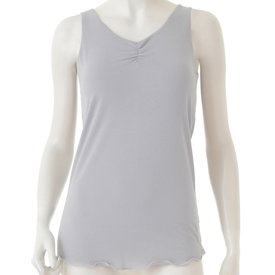 <NEW> DRYMASTER Fit Tank Top - Blue Grey