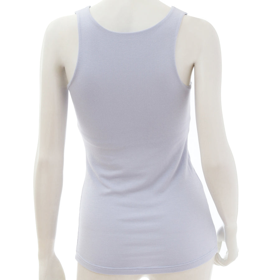<NEW>Milky Veil Tank Top - Light Purple