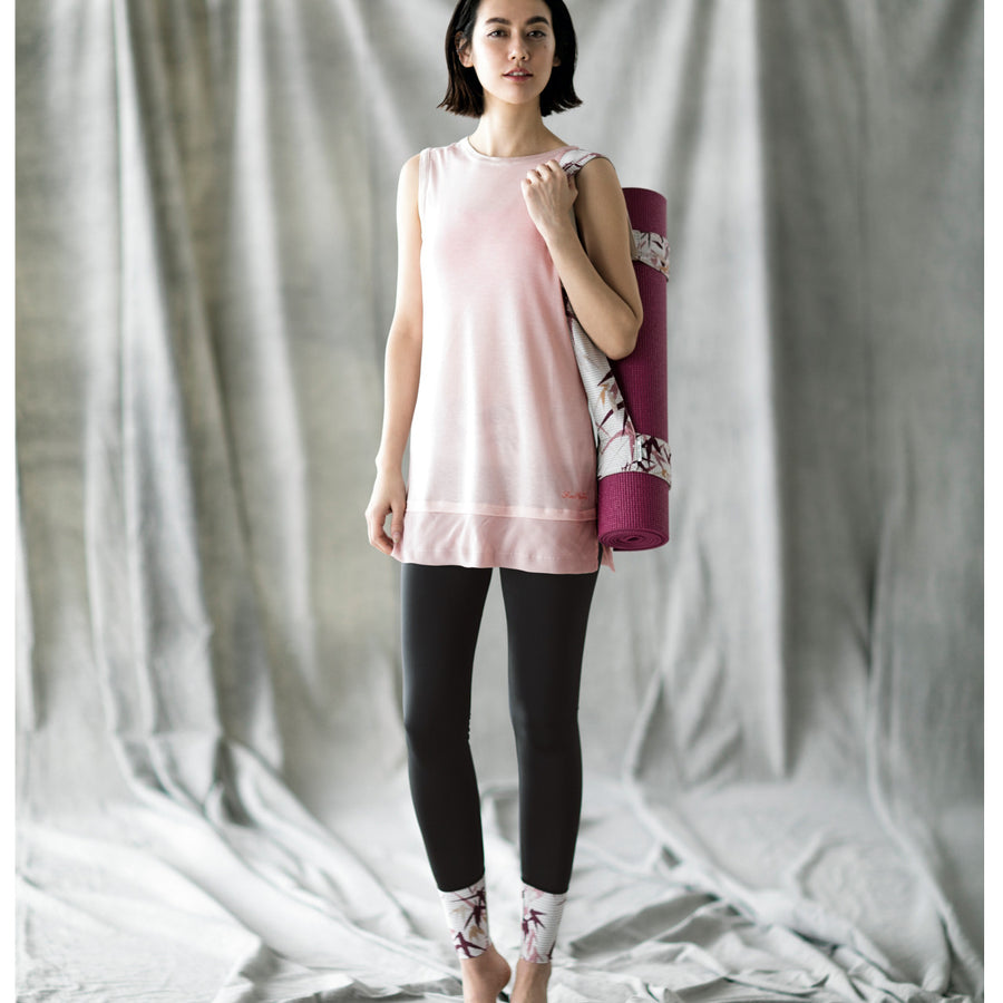 <NEW> Rayon Jersey Tank - Light Pink