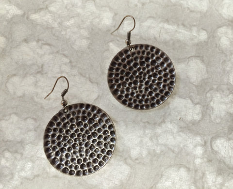 Earrings - Aluminum - Recycled Metal