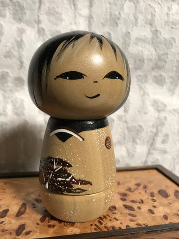 Kokeshi Doll - Little Details