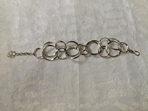 Bracelet - Aluminum Cycles - Recycled Metal