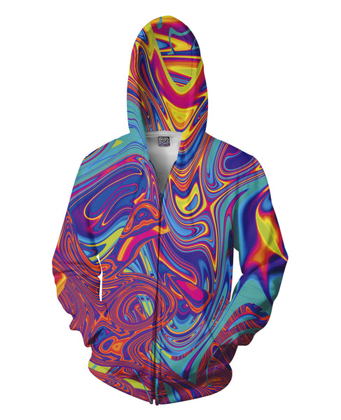 Oil Spill Hoodie