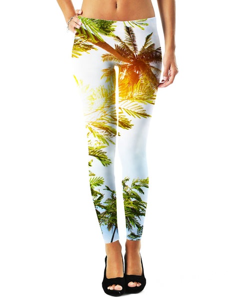 Palm Trees Leggings