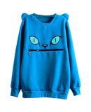 Cat Ear Sweatshirt