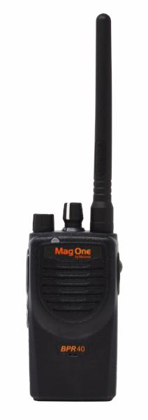 BPR40 Portable Radio (8 or 16 CH)
