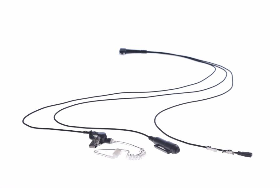 Platinum Series 3-Wire Surveillance Kit