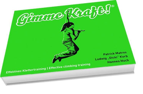 Gimme Kraft -  Training Book