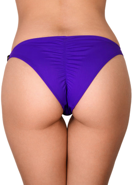 ESSENTIAL SCANTY PANTS PURPLE PASSION