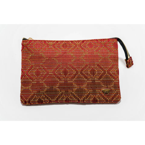 Tilly Pouch - Red - Olori