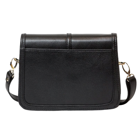Tola Classic Shoulder Bag - Black