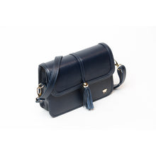 Load image into Gallery viewer, Tola Classic Shoulder Bag - Navy