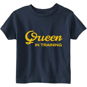 Navy Queen-in-Training