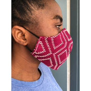 Unisex Face Mask - Pink [Limited Edition]