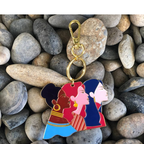 Stronger Together Charm