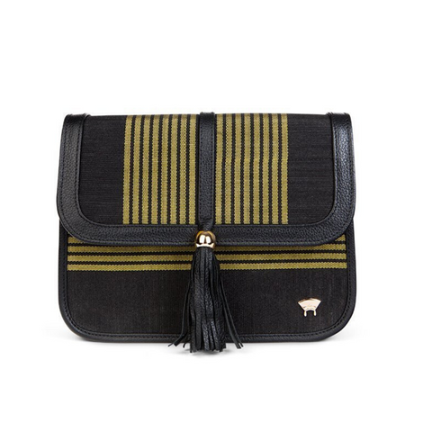 Tola Maiden Shoulder Bag - Black