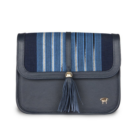 Sample Tola Legend Shoulder Bag  - Navy