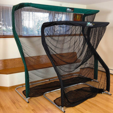 MINI 'PRO-SERIES' GOLF PRACTICE NET with Side Barriers