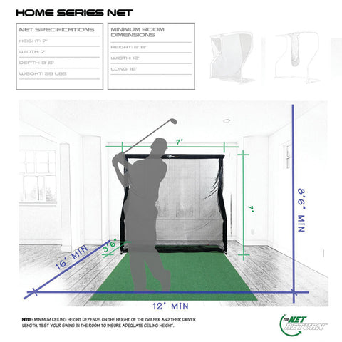 Image of Home Series V2 Golf Package