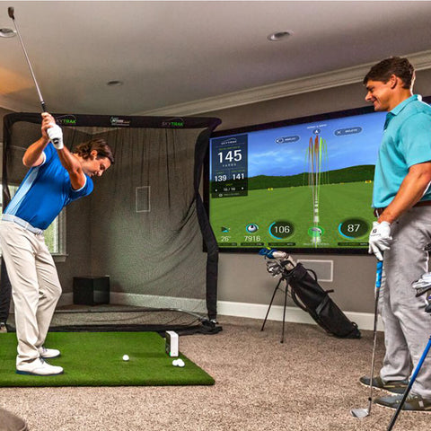 Image of SkyTrak Golf Launch Monitor / Simulator unit - SOLD OUT