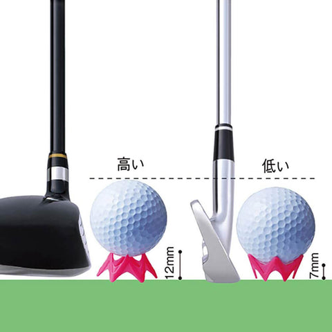 Daiya Neo Spark / Tomahawk Golf Tees * No drill holes required*