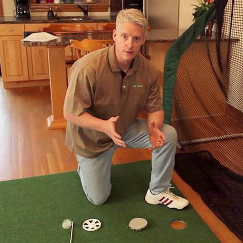 Image of Putting Cup and Flag
