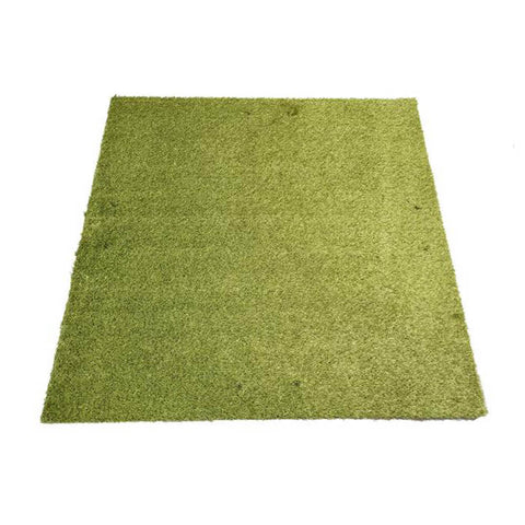 Image of Greenjoy Greenlush 3D Tiered layer Driving Range Golf mat