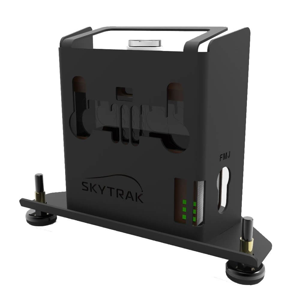 The SkyTrak 'Official' Protective Metal Case - available now