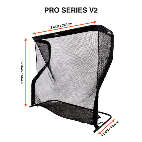 Image of Pro Series V2 Golf MultiSport net - Back in stock ready to deliver now!