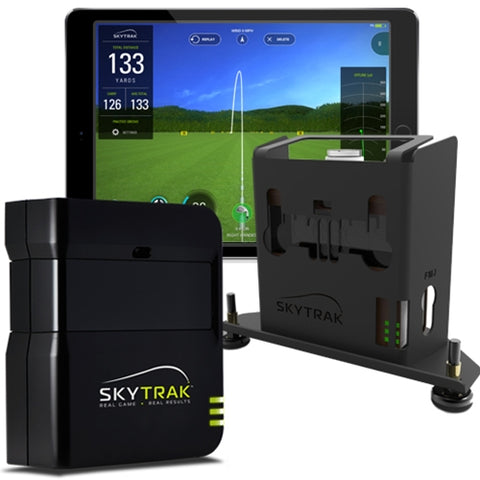 SkyTrak Golf Launch Monitor / Simulator unit