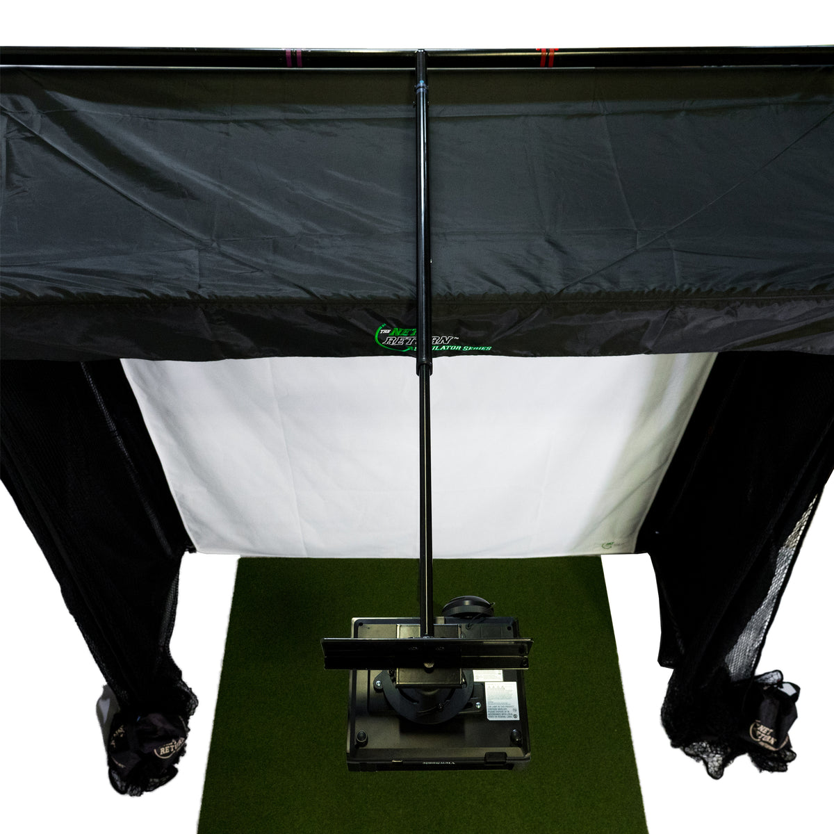 Simulator Series 8 Golf Play and Practice Net