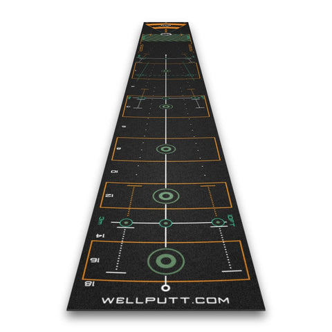 WellPutt 13ft Premium / High Speed Mat