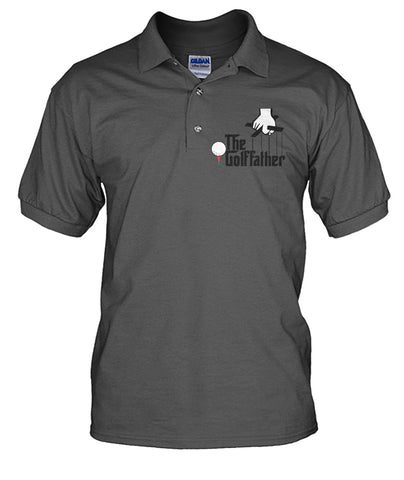 The Golf Father Men's Polo