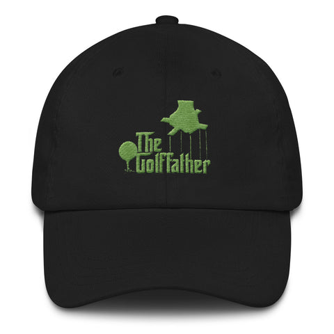 Golf father Dad hat
