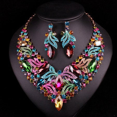 Bridal Jewelry Sets Wedding Necklace set