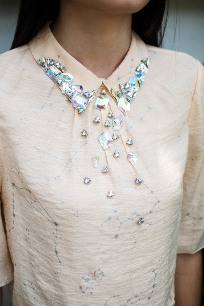 Cassiopeia Blouse - Lulu Be Mine