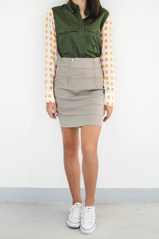 Palimino Pencil Skirt - Lulu Be Mine