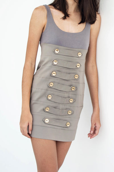 Palimino Tab Dress - Lulu Be Mine